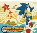 Sonic Rush Adventure Original Soundtrack