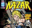 Ka-Zar Vol 3 1