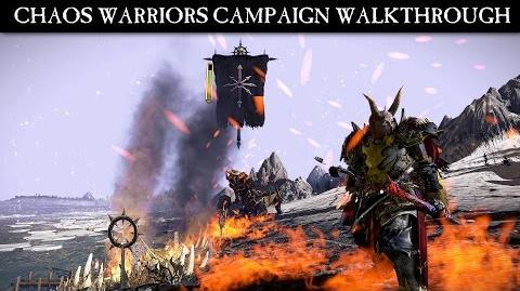 CuBaN VeRcEttI/La Campaña de los Guerreros del Caos en un nuevo vídeo de Total War: Warhammer