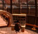 Terminal de télescope