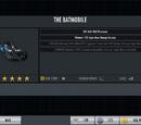 Militarized Batmobile
