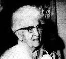 Anna Tocher