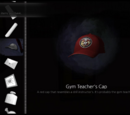 Gym Teacher's Cap