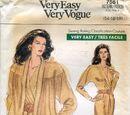 Vogue 7561 B