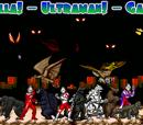 Godzilla - Ultraman - Gamera: All Monsters Attack!