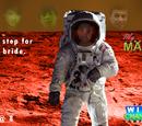 My Martian Wedding