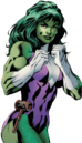 Jennifer Walters (Earth-25315) from Captain Britain and the Mighty Defenders Vol 1 1 0001.png