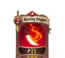 Burning Dagger