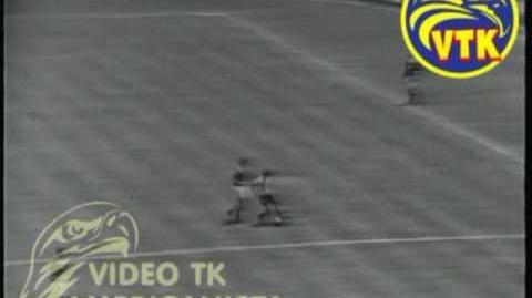 America vs Torino 05-29-66 (Inauguracion del Estadio Azteca)