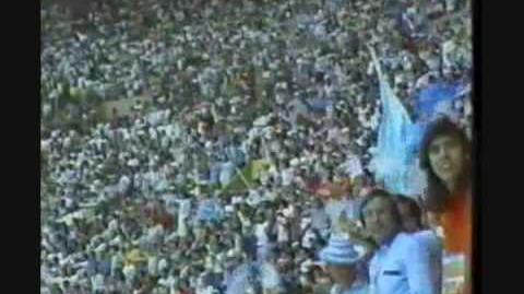 Argentina 3-2 Alemania Federal, final de México 86