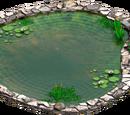 Laguna Vista Instant Pond