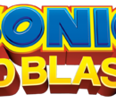 Sonic 3D Blast/Gallery