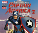 Captain America: Steve Rogers Vol 1 1