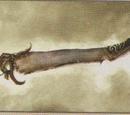 Sand Guard Sword