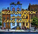 Helga's Love Potion