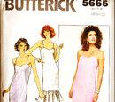 Butterick 5665 B