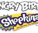 Angry Birds: Shopkins