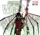 Disney Kingdoms: Seekers of the Weird Vol 1 1/Images