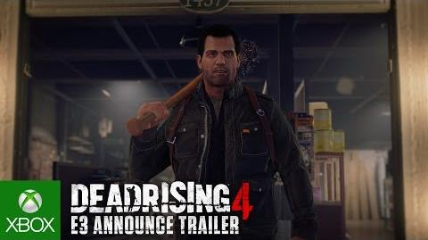 CuBaN VeRcEttI/Dead Rising 4 en la conferencia de Xbox de la E3 2016