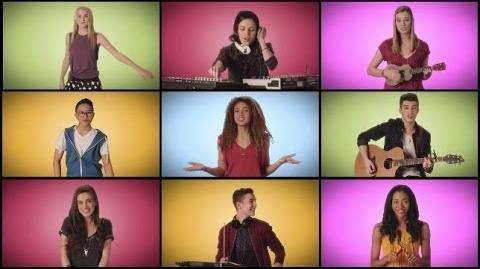 Backstage - Music Video Spark