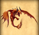 Funkelrüsche/Dragons-Aufstieg von Berk