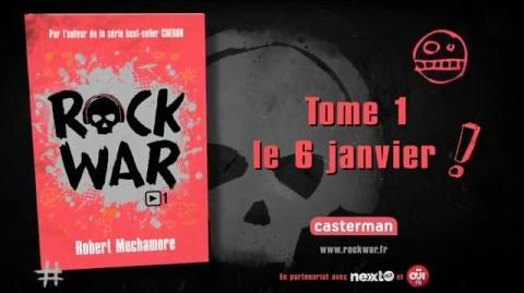 Rock War – La bande-annonce