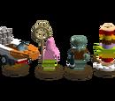 Custom:SpongeBob SquarePants Team Pack