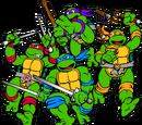 Tortugas Ninja 1987