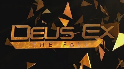 Deus Ex- The Fall Teaser