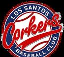 Los Santos Corkers Baseball Team