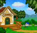 Lieux de Super Mario RPG: Legend of the Seven Stars