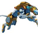 Yellow Lion (Legendary Defender)