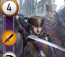 Clan Drummond Shield Maiden (gwent card)