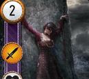 Birna Bran (gwent card)