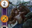 Young Berserker (gwent card)