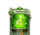 Sleeping Dust