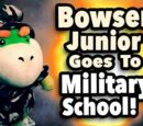 Bowser Junior Goes To Military School! Part 2