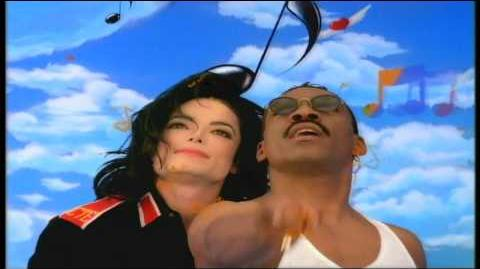 HD Whatzupwitu - Eddie Murphy ft. Michael Jackson