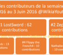 LostSword/Les contributions du 27 Juin 2016 au 3 Juillet 2016