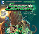 Green Lantern: Test of Wills (Collected)