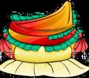 Le Costume de Sirène Tropical