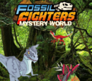 Fossil Fighters Mystery World - Raptor~