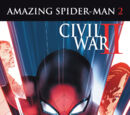 Civil War II: Amazing Spider-Man Vol 1 2