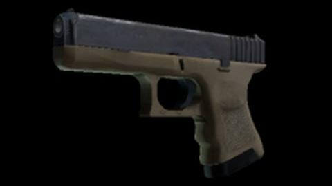 Weapon Demonstration - Glock-18