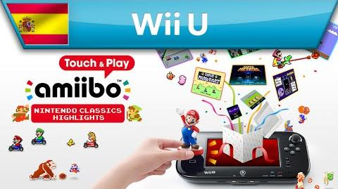 Amiibo Touch & Play Nintendo Classics Highlights - Tráiler (Wii U)