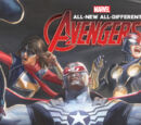 All-New, All-Different Avengers Annual Vol 1