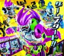 Aldo The Fox/Kamen Rider Ex-Aid is here!