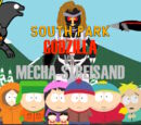 South Park Godzilla vs. Mecha-Streisand