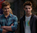 Farkle and Lucas
