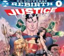 Justice League Vol 3